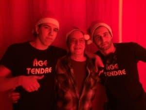 Age Tendre Christmas